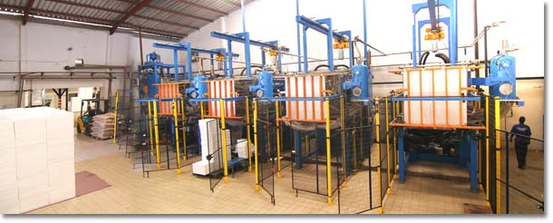 Presses Chahine Products